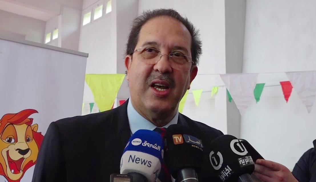 صورة رئيس اللجنة الأولمبية الجزائرية ينفي تورطه في قضايا فساد