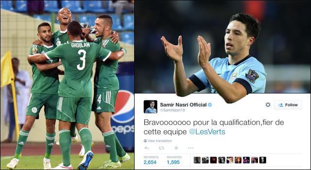 صورة سمير نصري يفتخر بجزائريته ومتيقن من تاهل الخضر لمونديال قطر