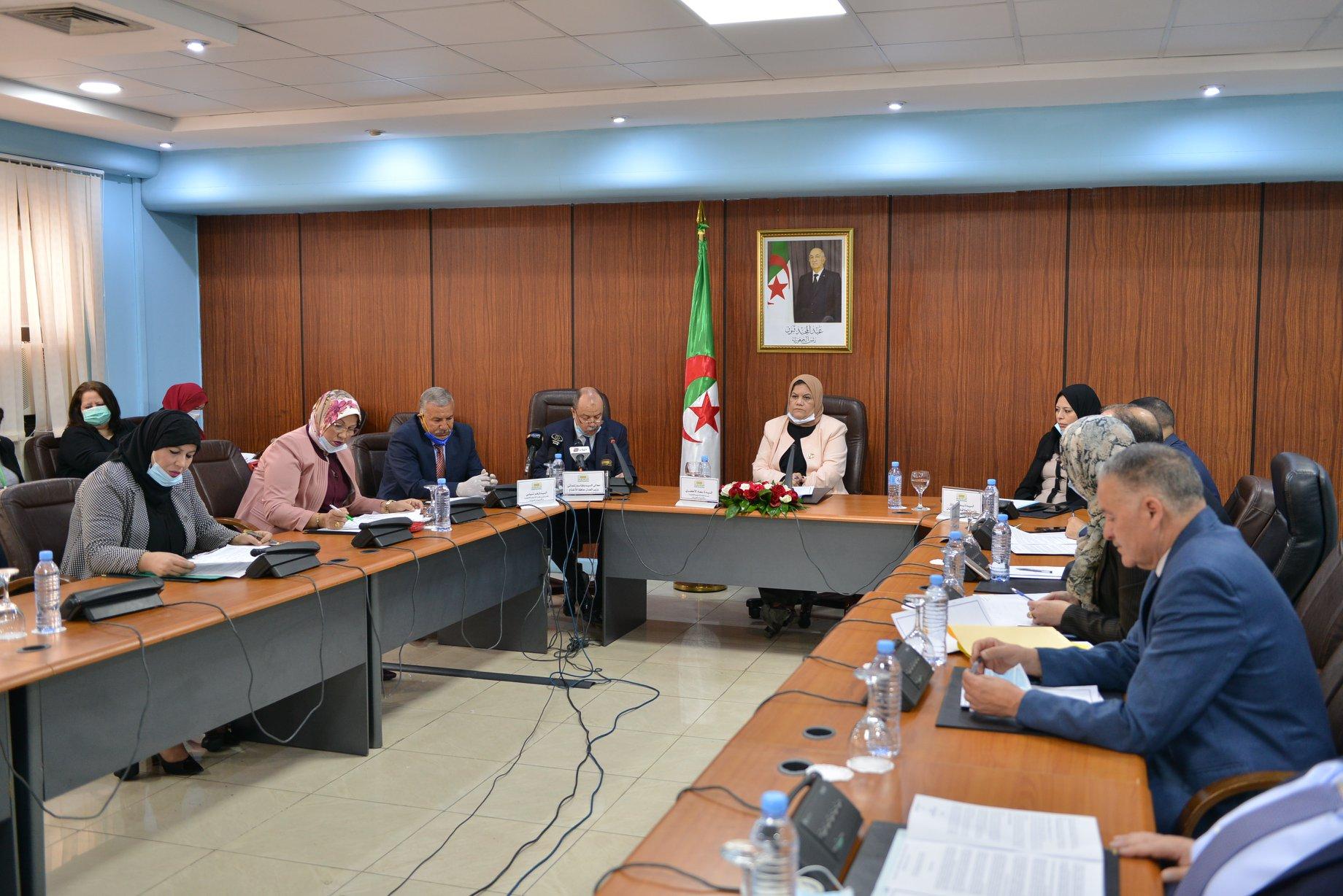 صورة زغماتي: أشكال جديدة للإجرام باتت تهدد الأمن والاستقرار في الجزائر