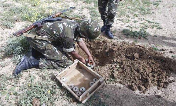 صورة 7300 ضحية في الجزائر بسبب الغام تعود لحرب التحرير الوطني