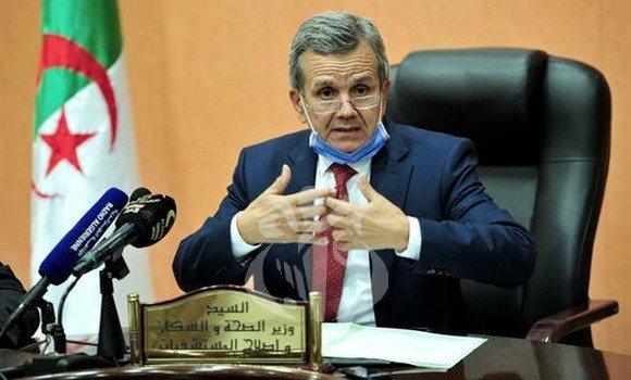صورة كوفيد-19: الجزائر تبنت استراتيجية مكنتها من احتواء الوضع