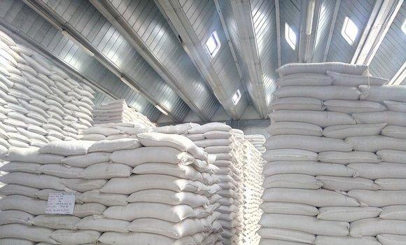 صورة الرفع من إنتاج السميد إلى ما بين 2.000 إلى 2.500 قنطار يوميا بقسنطينة