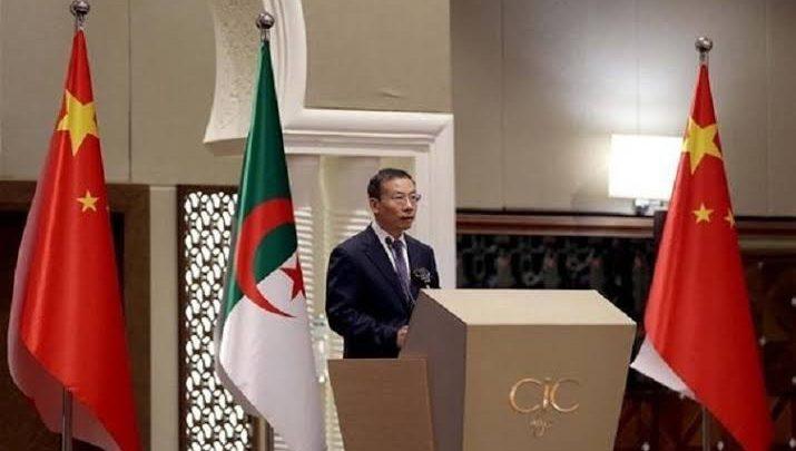 """صورة سفير الصين بالجزائر: """"الجزائر ستخرج منتصرة على الوباء"""""""