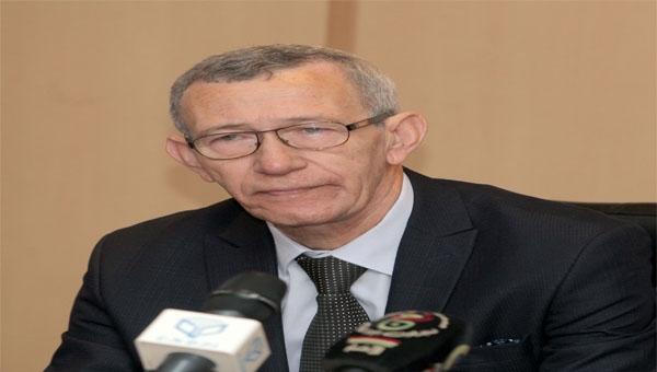 صورة وزير الاتصال يحذر:  أطراف خارجية تستعمل الحراك الجديد كوسيلة في حربها على الجزائر