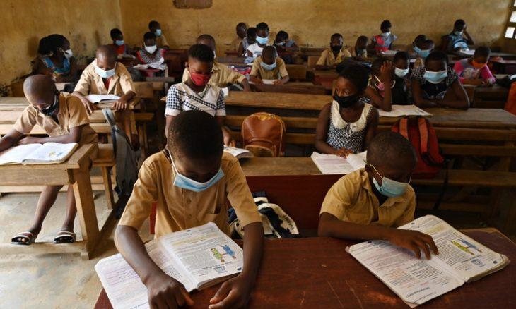 """صورة حقوق الأطفال حول العالم """"تأثرت بشدّة"""" من جرّاء أزمة كورونا"""