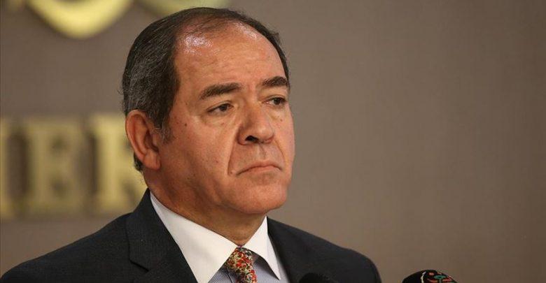 صورة وزير الشؤون الخارجية، صبري بوقدوم: الجزائر تريد الاستفادة من التجربة المجرية  في مجال الاقتصاد المفتوح