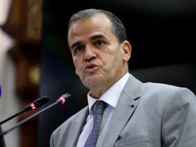 صورة وزير التجارة يتوعد بتطهير السوق من المحتكرين والمضاربين