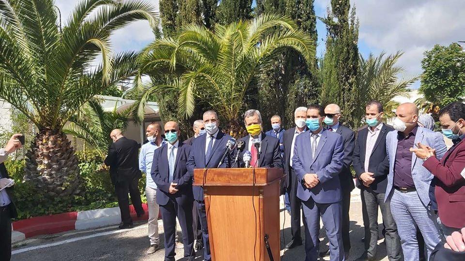 صورة وزير الصحة يكشف: قرار رفع الحجر الصحي مرهون ببلوغ مستوى صفر وفاة