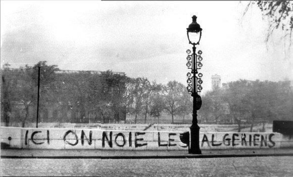 صورة بعد مرور قرابة 59 سنة: قمع مظاهرات 17 اكتوبر 1961  بباريس.. جريمة كشفت الوجه الحقيقي للاستعمار الفرنسي
