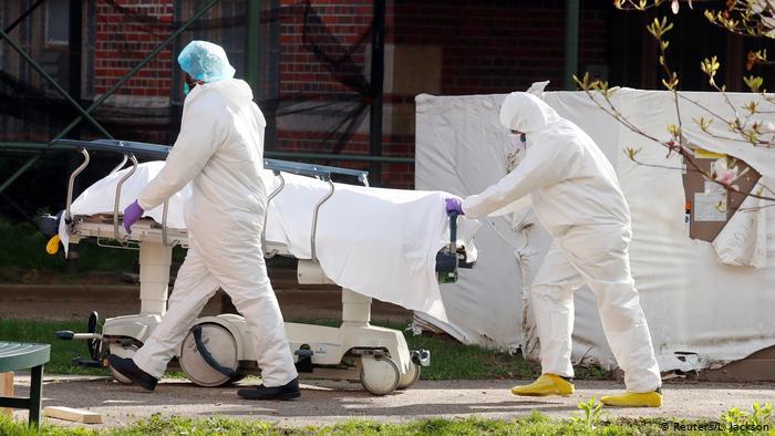 صورة أكثر من 350 ألف وفاة بفيروس كورونا المستجد في العالم
