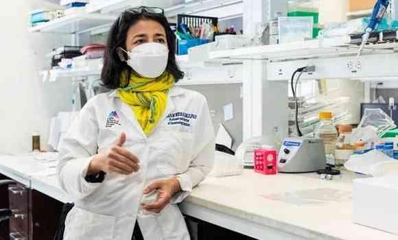صورة الرئيس تبون يهنئ البروفيسور مريم مراد على اختيارها عضوا في الأكاديمية الأمريكية للعلوم