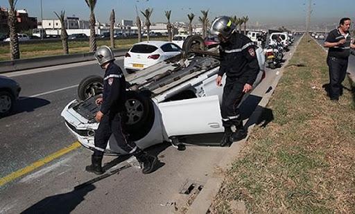 صورة حوادث المرور :  وفاة 26 شخصا وجرح 970 آخرين خلال الاسبوع المنصرم