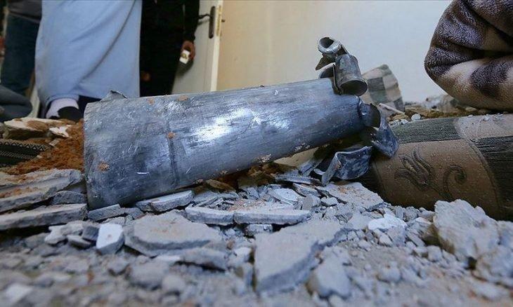 صورة الجيش الليبي:  طيران إماراتي يقصف مستشفى ميدانيا جنوب مصراتة