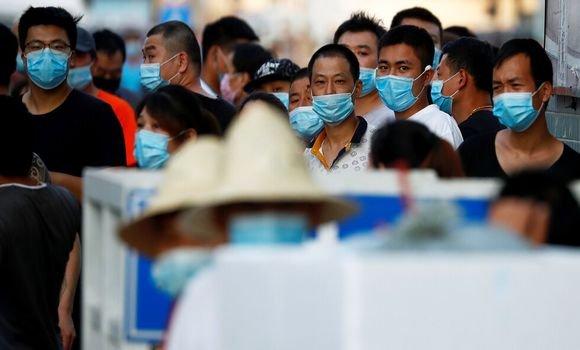 صورة الصين: إجراءات طارئة في بكين بعد تفشي كورونا مجددا