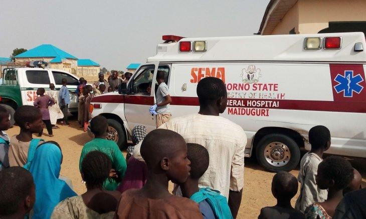 صورة نيجيريا: وفاة 979 شخصا بمرض غامض