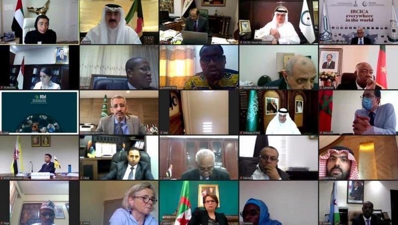 صورة مليكة بن دودة تقدم اقتراحات تطور سبل التعاون الثقافي بين الدول الإسلامية