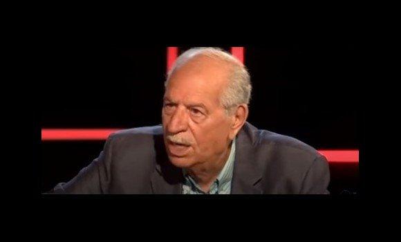 صورة وفاة المجاهد العقيد المتقاعد حسين سنوسي