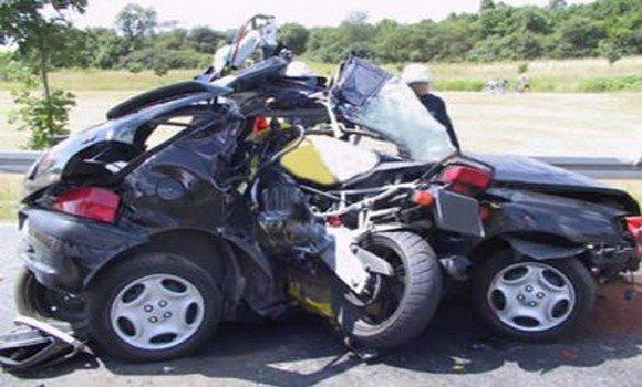 صورة الدراجات النارية تتسبب في مقتل 144 شخص وجرح 2946 خلال ثلاثة أشهر