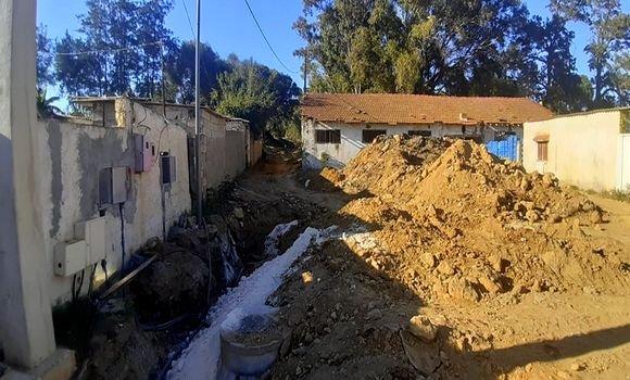 صورة مقاطعة الرويبة بالجزائر العاصمة: أكثر من 1.7 مليار دج لإنجاز برامج تنموية بمناطق الظل