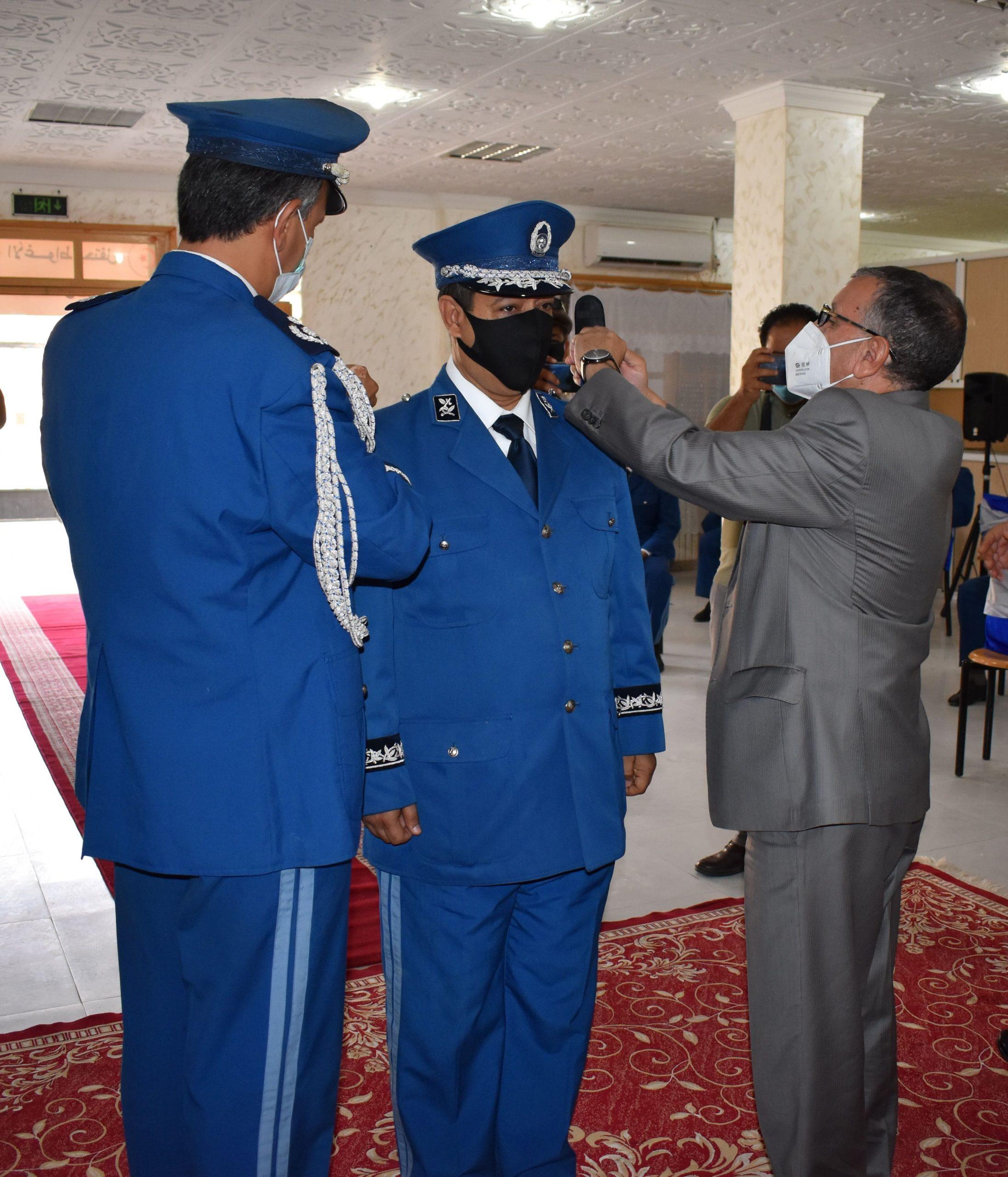 صورة أمن ولاية الأغواط يحيي الذكرى الـ 58 لتأسيس الشرطة الجزائرية
