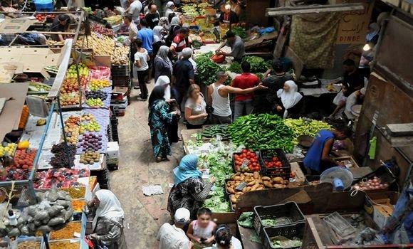 صورة الجزائر العاصمة: تعليق نشاط سوق سعيد تواتي بباب الوادي