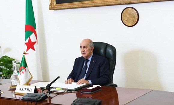 صورة كوفيد-19: رئيس الجمهورية يترأس جلسة عمل لدراسة الوضعية الصحية في البلاد