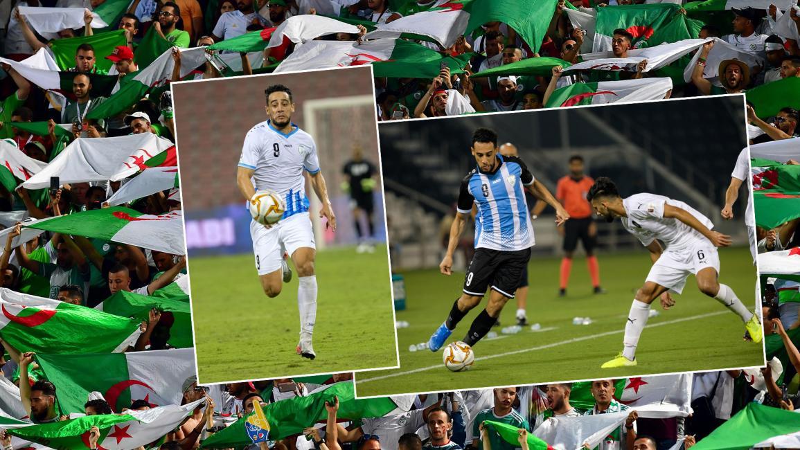 صورة في حوار مع موقع العربي الجديد: بن يطو  يوجه رسالة لبلماضي