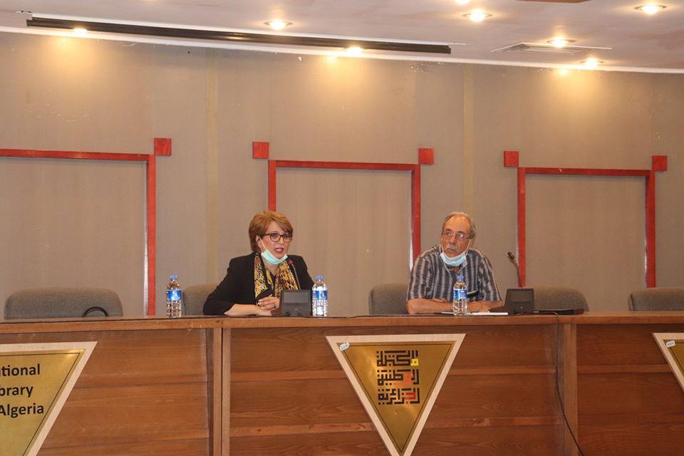 صورة تعيين الكاتب محمد ساري على رأس للمجلس الوطني للآداب والفنون