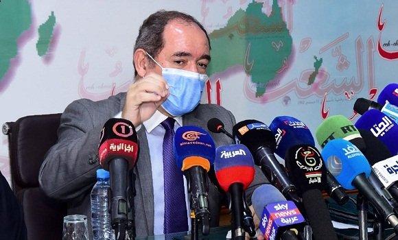 صورة صبري بوقدوم يجدد رفض الجزائر لأي تدخل أجنبي في ليبيا