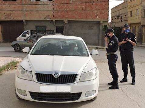 صورة أمن ولاية الأغواط يواصل مبادراته التحسيسية التوعية للوقاية من حوادث المرور