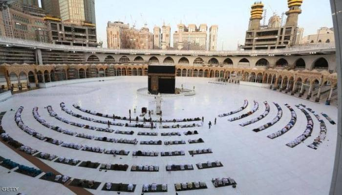 """صورة وزارة الحج والعمرة السعودية تؤكد على تنظيم دخول المعتمرين عبر تطبيق """"اعتمرنا"""""""