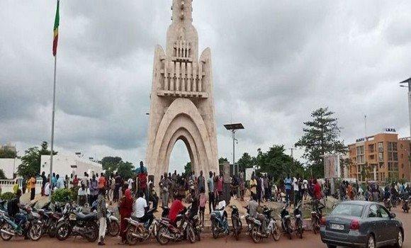 """صورة مالي: هدوء حذر في باماكو وتواصل ردود الفعل المنددة ب""""التغيير غير الدستوري"""""""
