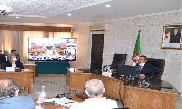 """صورة المستشار لدى رئيس الجمهورية عبد المجيد شيخي: اطلاق برنامج الذاكرة الوطنية كخطوة لتأسيس """"الجمهورية الجديدة"""""""
