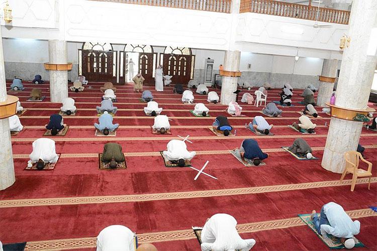 صورة وزارة الصحة تنفي إشاعة إلغاء صلاة التراويح في شهر رمضان المبارك