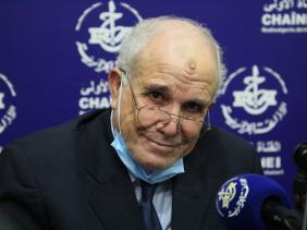 صورة محمد شرفي: جاهزون لإجراء الاستفاء حول الدستور في الفاتح نوفمبر القادم