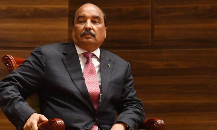 صورة موريتانيا: الرئيس السابق يخضع لتحقيق مطول ويوضع تحت الحراسة النظرية