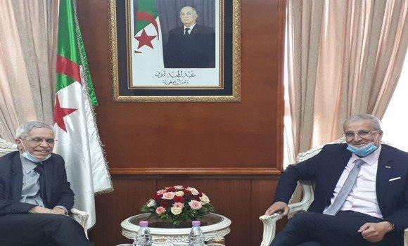 صورة منجما غار جبيلات وواد أميزور للحديد والزنك تأشيرة الولوج إلى الانتقال الطاقوي في الجزائر