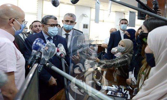صورة كوفيد-19: المصلون مطالبون باحترام الإجراءات الوقاية في المساجد بعد فتحها قريبا