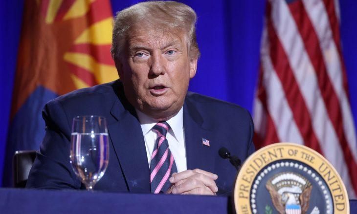 صورة ترامب يدخل معركة جديدة لاستعادة الحزب الجمهوري