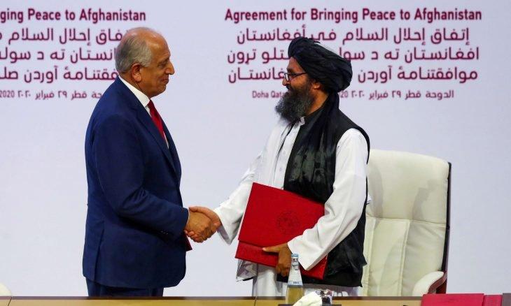 صورة قطر تستضيف اليوم جولة المفاوضات الأفغانية مع حركة طالبان