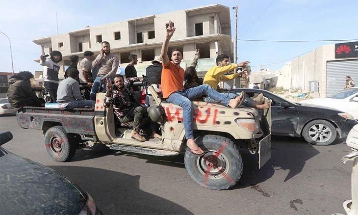 صورة ليبيا.. اعتقالات عشوائية لمحتجين بمدينة خاضعة لحفتر