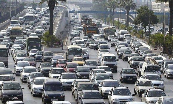 صورة حوادث الطرقات: نحو تزويد المركبات بأجهزة رصد السرعة عن بعد