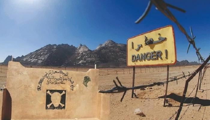 """صورة """"إيكان"""" تطالب فرنسا بالكشف عن ماضيها النووي برمال الجزائر"""