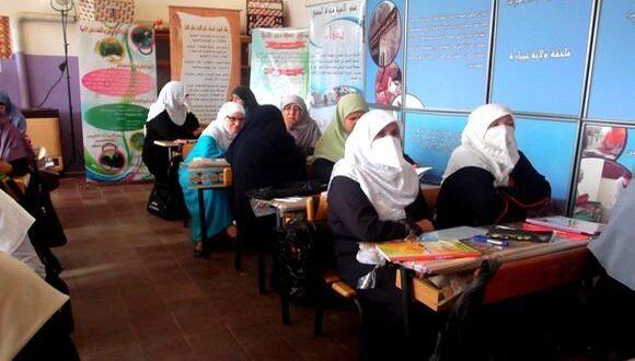 انخفاض نسبة الأمية في الجزائر إلى 71ر 8 %