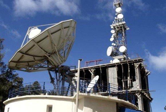 صورة إيليزي: تشغيل محطة جديدة للبث الإذاعي والتلفزي ببلدية برج عمر إدريس