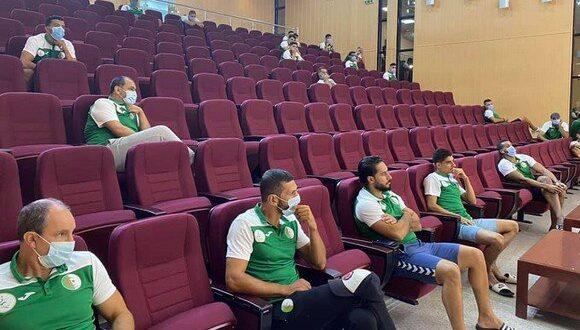 مونديال كرة اليد 2021: توقيف تربص المنتخب الجزائري بعد ثبوت خمس إصابات بفيروس كورونا