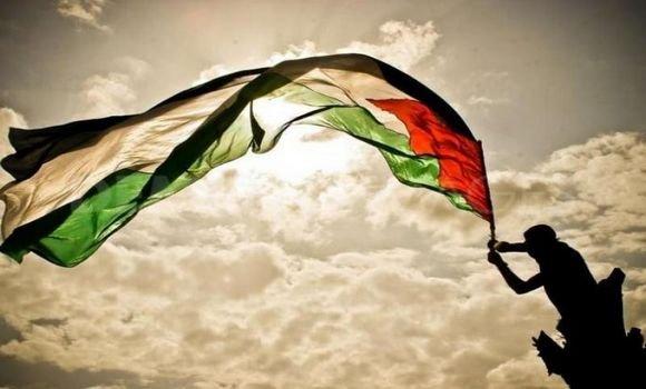 """صورة 32 سنة على اعلان قيام الدولة الفلسطينية من الجزائر.. """"حلم الاستقلال ما زال بعيد المنال"""""""