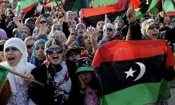 صورة ليبيا: الأمم المتحدة تحث المرأة على المشاركة في صياغة مستقبل البلاد