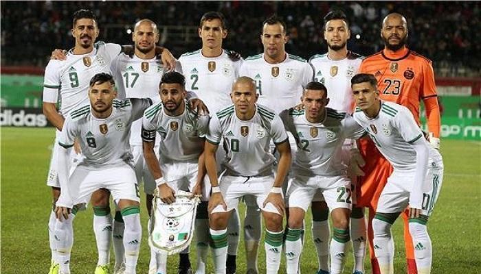 صورة 33 لاعبا يدعمون منتخب الجزائر في أول تربص رسمي بعد كورونا