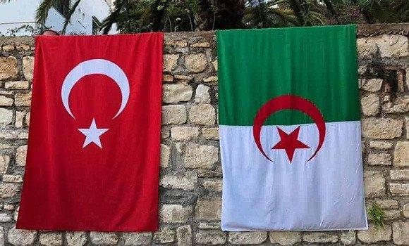 """صورة الجزائر-تركيا: المبادلات التجارية يمكن أن تبلغ """"بسهولة"""" 5 ملايير دولار"""